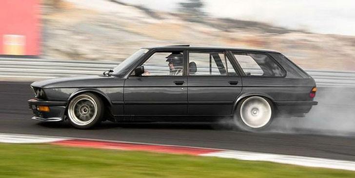 BMW E28 Touring