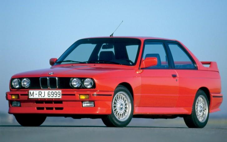 BMW M3 E30 - Garajul de vis