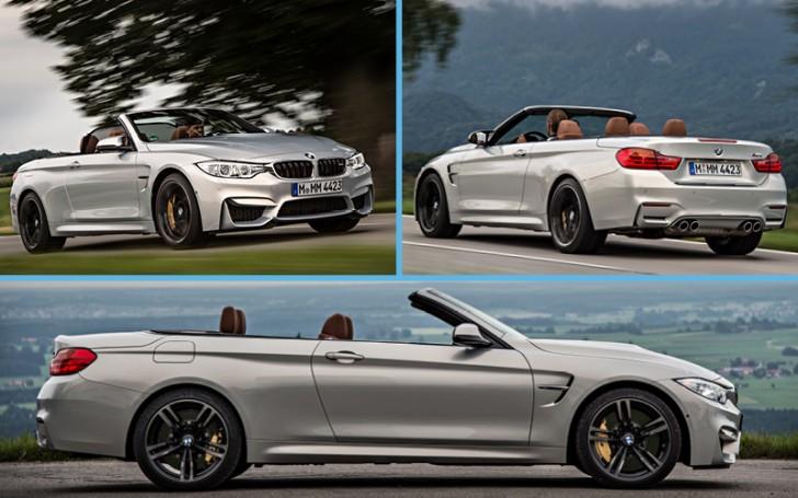BMW M4 Cabriolet - Garajul de vis