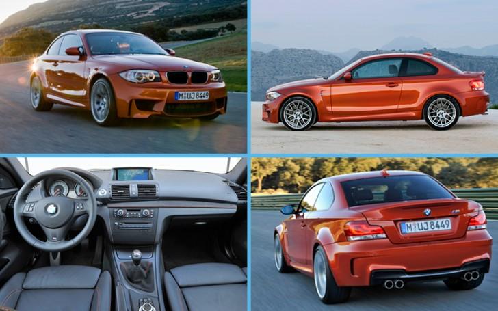 BMW Seria 1 M Coupe - Garajul de vis