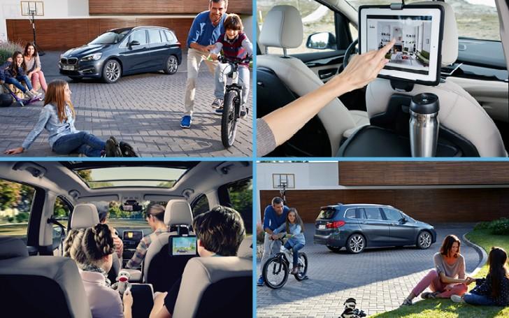 BMW Seria 2 Gran Tourer - Garajul de vis