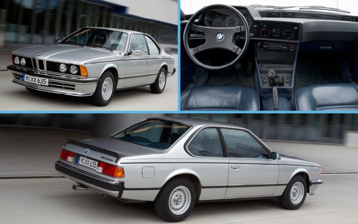 BMW Seria 6 - Garajul de vis