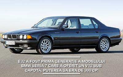BMW Seria 7 E32 (1.1)