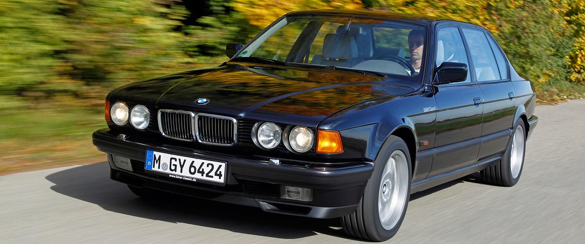 BMW Seria 7 E32 V12 (1.2)