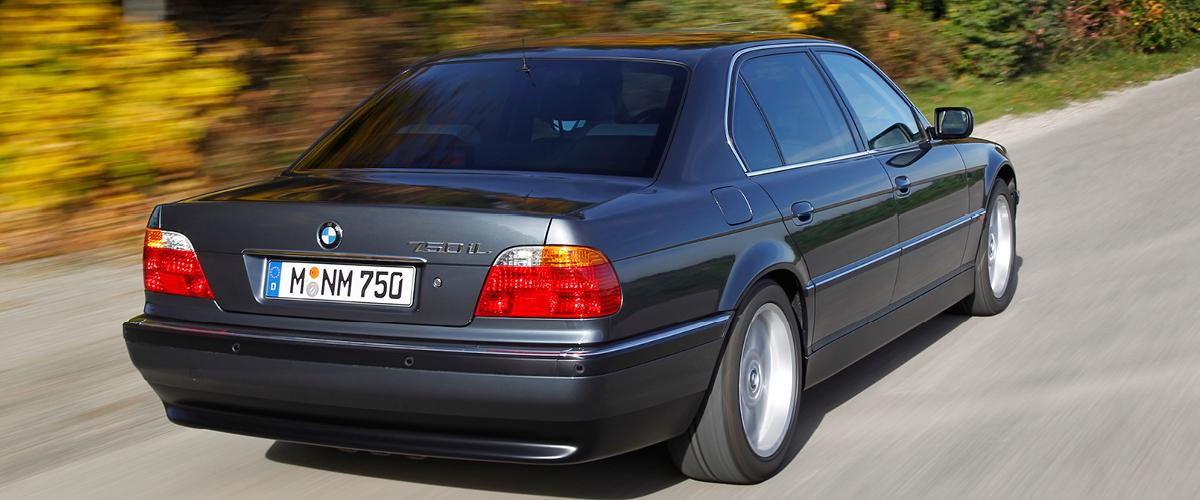 BMW Seria 7 E38 (1.2)