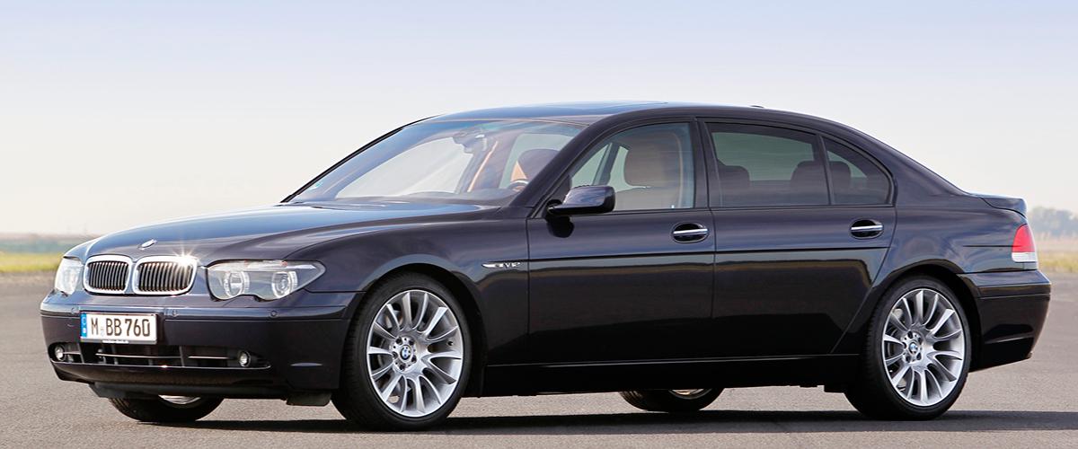 BMW Seria 7 E66 (1.1)