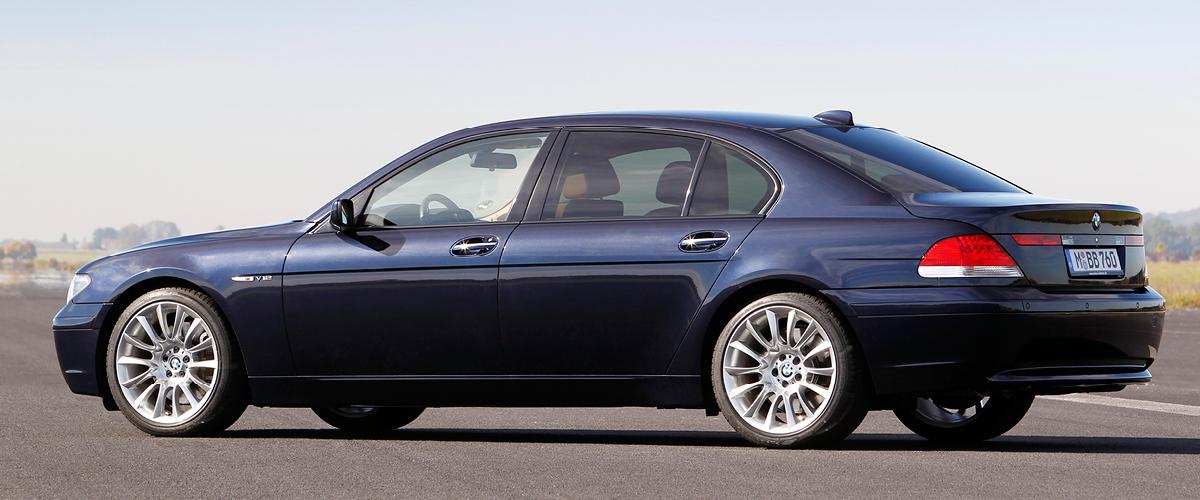 BMW Seria 7 E66 (1.2)