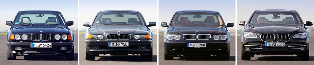BMW Seria 7 (toate)