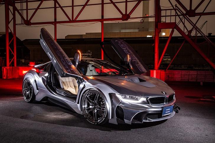 BMW i8 Cyber Edition (2)