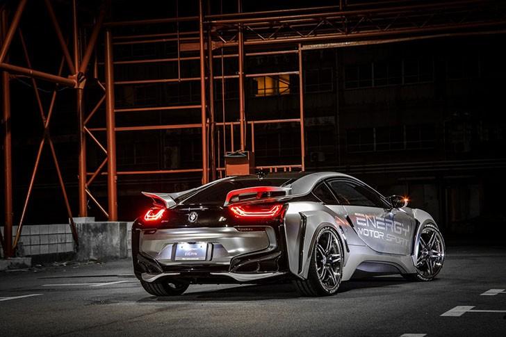 BMW i8 Cyber Edition (4)