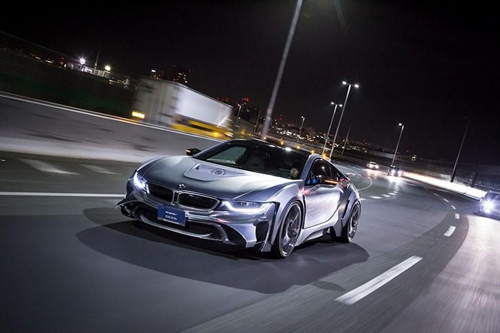 BMW i8 Cyber Edition (9)