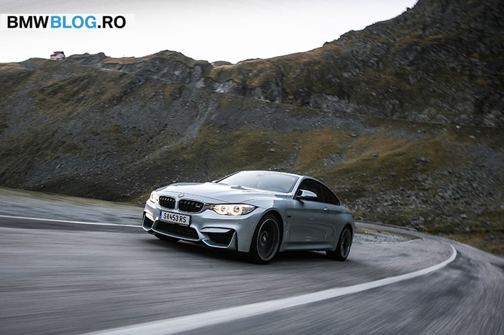 Test BMW M4 Coupe