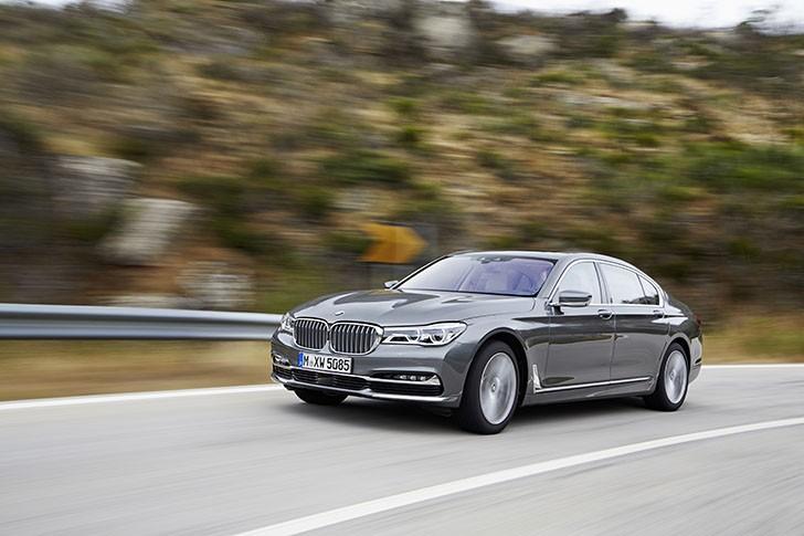 BMW Seria 7 M760i