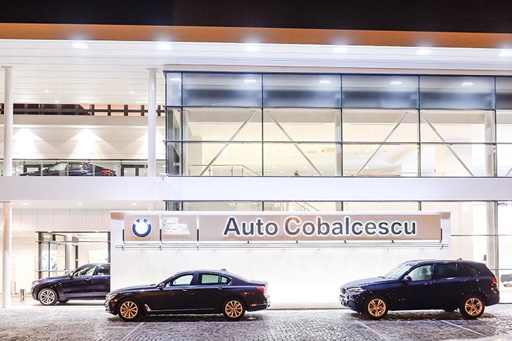 Auto Cobălcescu - Dealer BMW