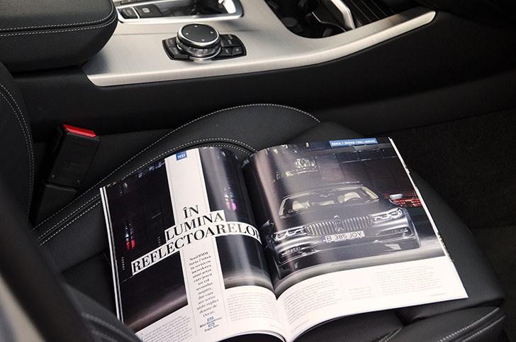 Numărul trei al revistei BMW Blog România