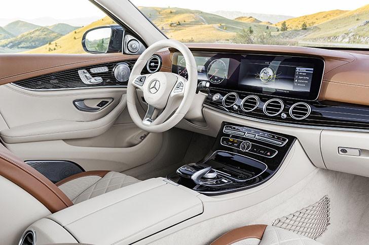 Noul Mercedes-Benz Clasa E
