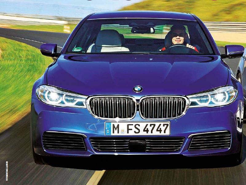 2017-BMW-5series-G30