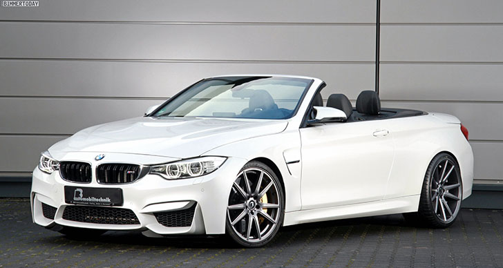 BMW M4 Convertible by B&B