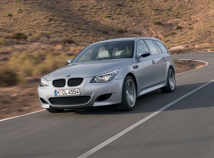 BMW M5 Touring E61 (1)