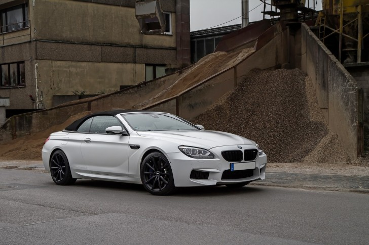 BMW M6 Cabrio by Noelle Motors