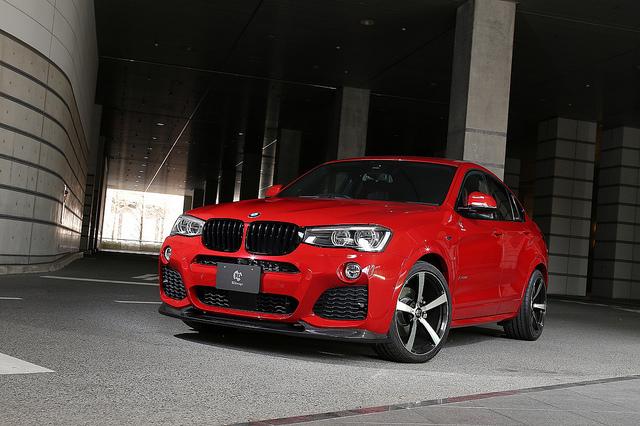 BMW X4 3D Design (10)