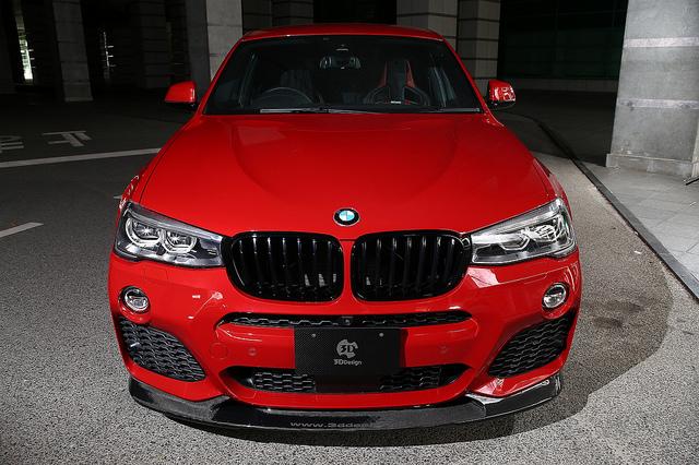 BMW X4 3D Design (11)
