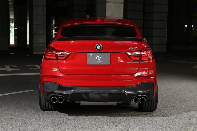 BMW X4 3D Design (3)