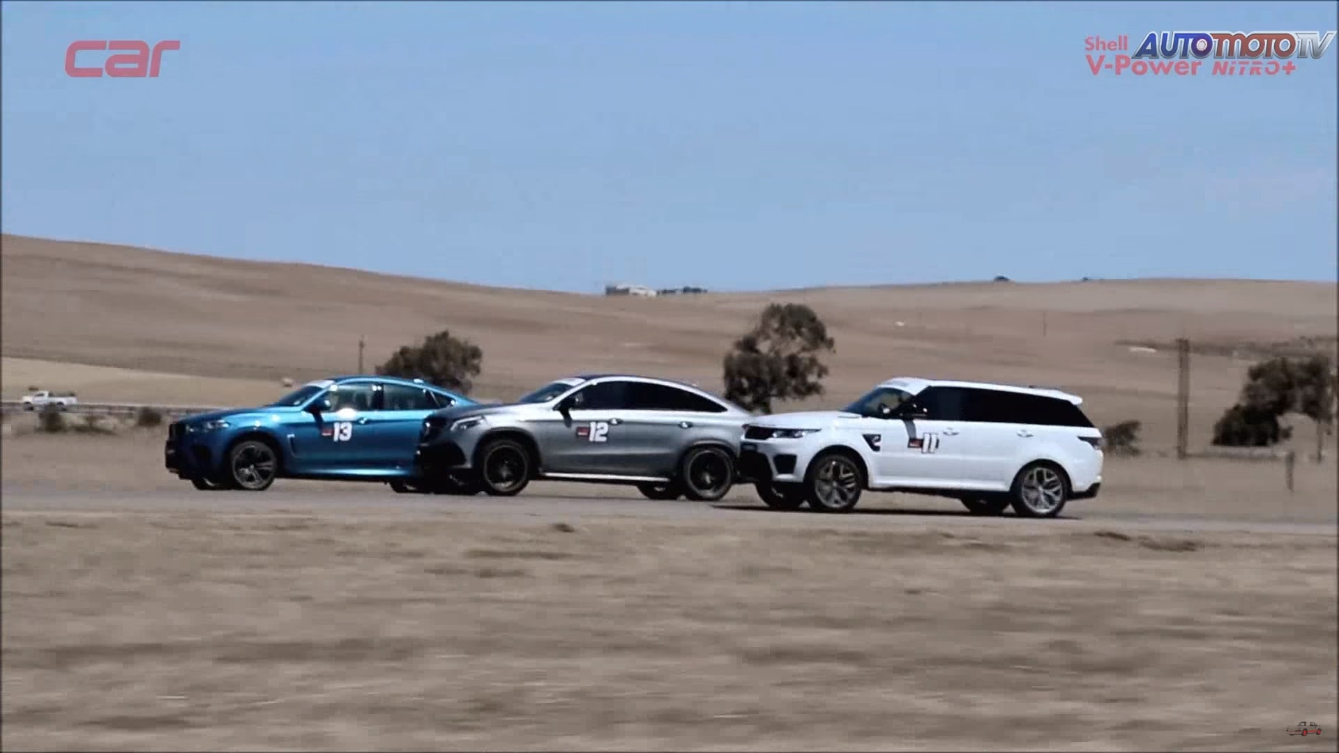 Bmw X6 M Vs Mercedes Amg Gle 63 S Coupe Vs Range Rover