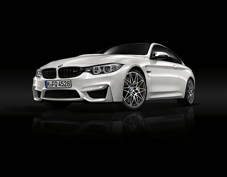 BMW M3 și M4 Competiton