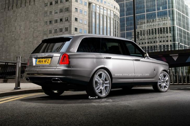 Rolls-Royce Cullinan - randare (2)