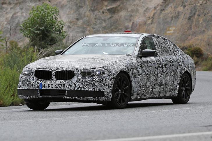 Viitorul BMW Seria 5 hybrid