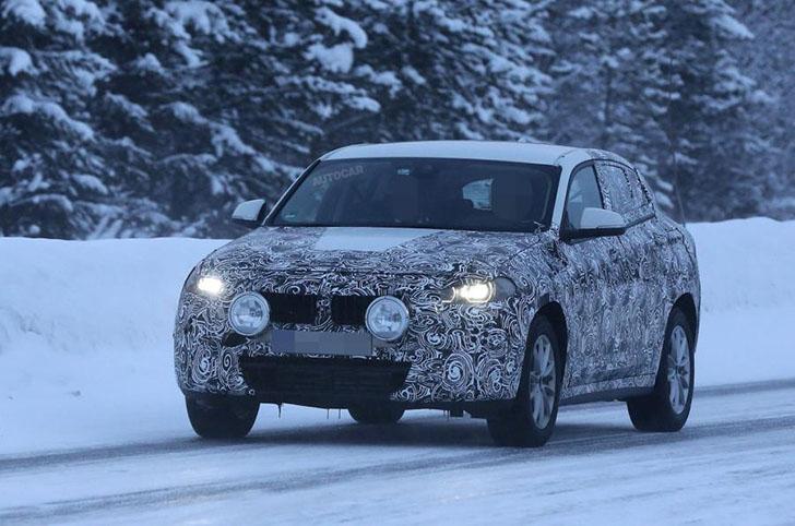 Viitorul BWMViitorul BMW X2 - poze spion X2 - poze spion