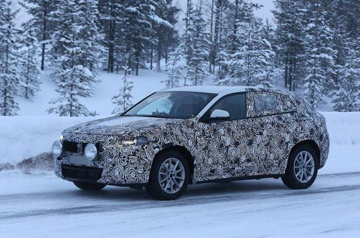 Viitorul BWM X2Viitorul BMW X2 - poze spion - poze spion