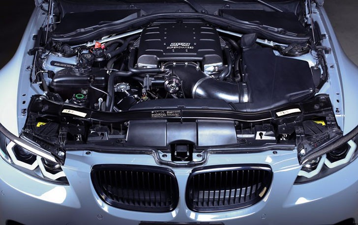 BMW M3 E90 nardo grey tuning (10)