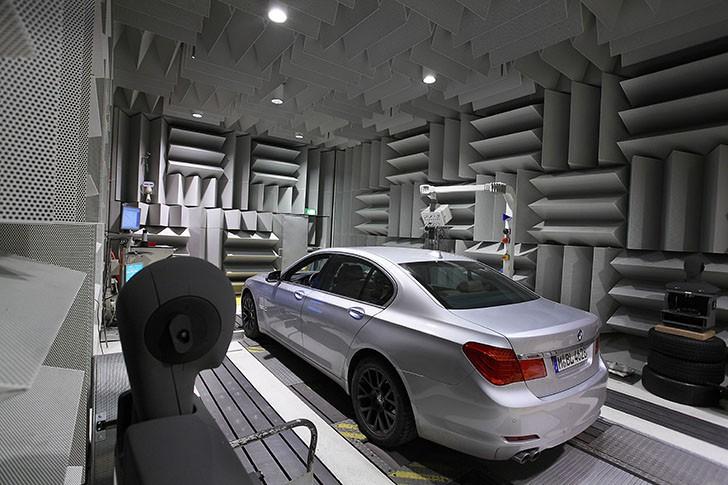 Acoustics Development BMW Group (02/2010)