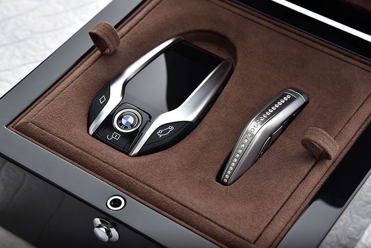 BMW Seria 7 Individual Manufaktur