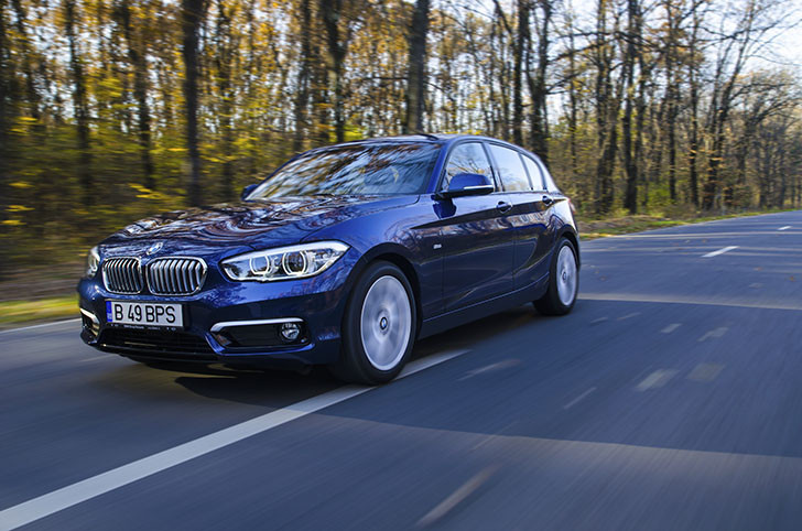 BMW i3 vs Golf GTE vs BMW 116d (5)