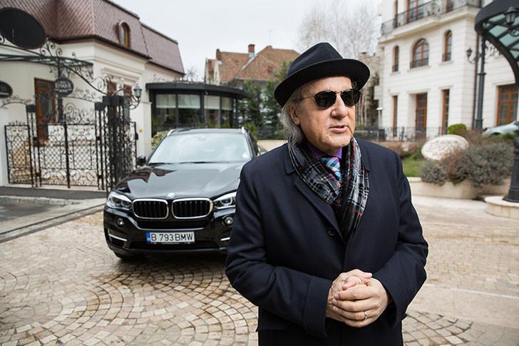 Ilie Nastase si BMW X5 (3)