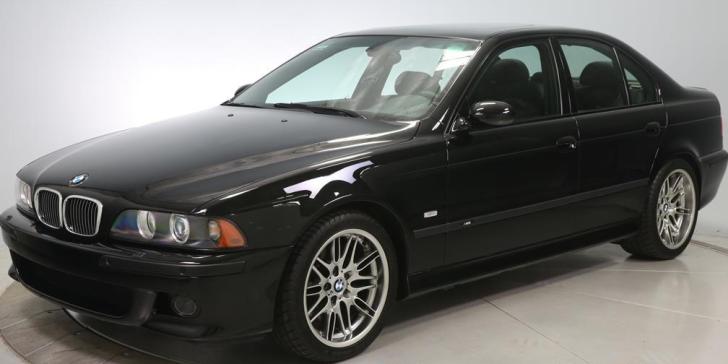 BMW M5 E39 2