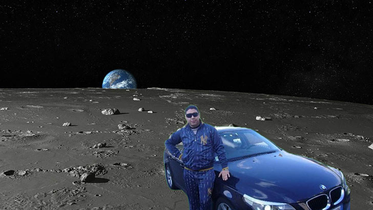 primul cocalar pe luna