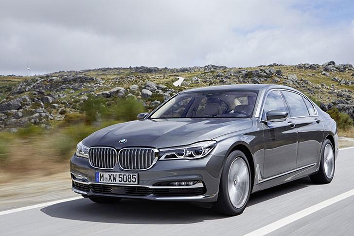 rechemare în service pentru BMW Seria 7