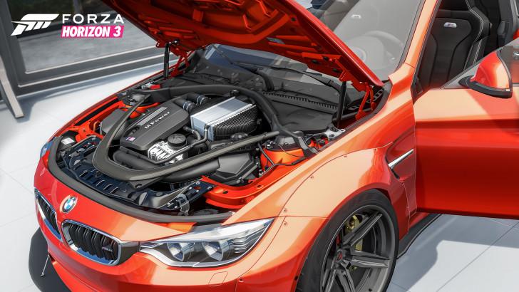 BMW M4 Forza Horizon 3