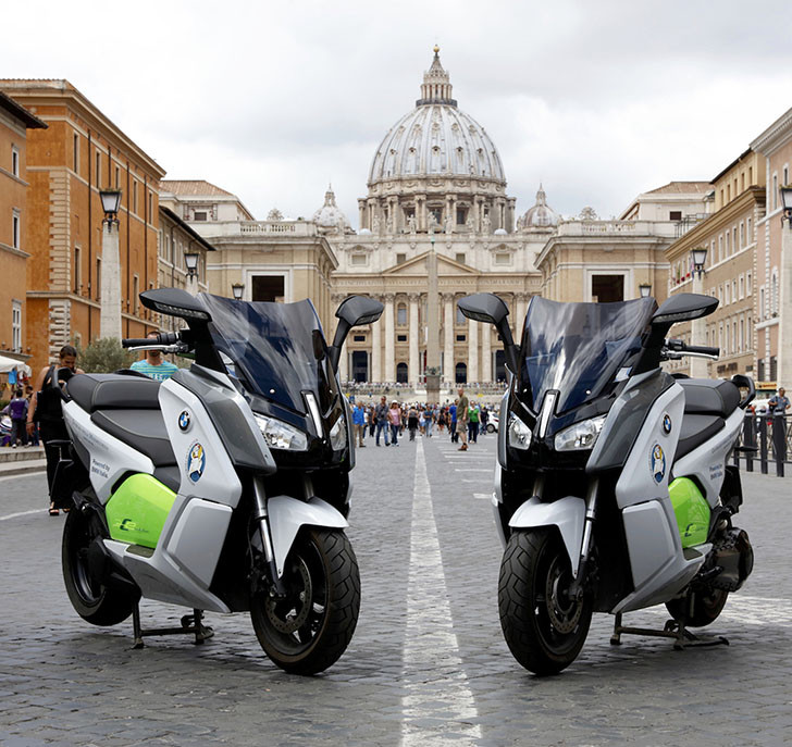 BMW Vatican (2)