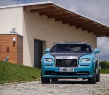 Test Rolls-Royce Wraith – Fantoma de la cramă