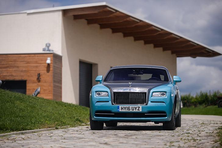 Rolls Royce Wraith (2)