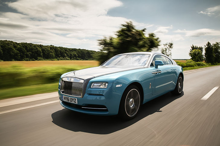 Rolls Royce Wraith (9)