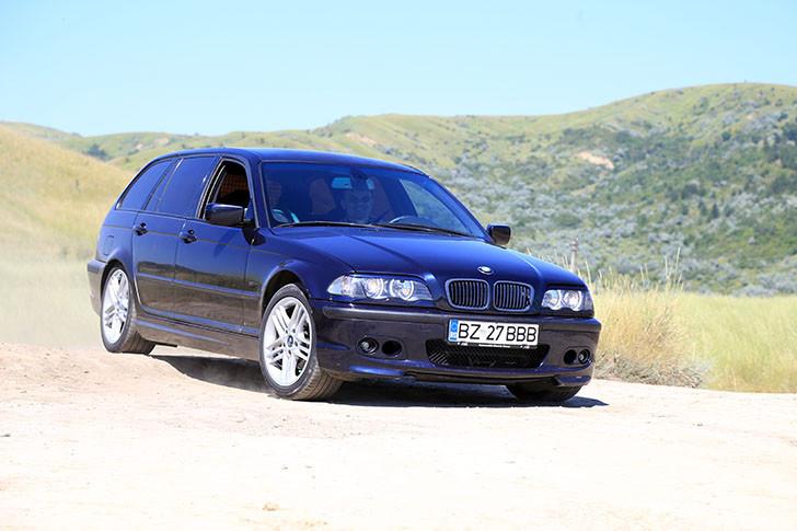BMW Blog Story - Bogdan Bordeiu si BMW E46 Touring (2)