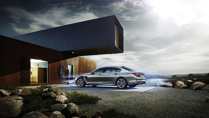 BMW Seria 7 iPerformance