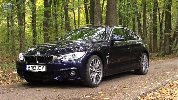 BMW Seria 4 GC 2