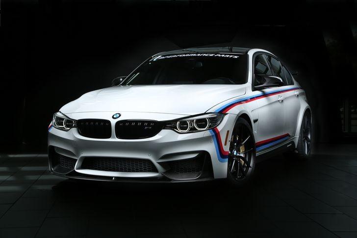 BMW prezintă la SEMA Show o gamă vastă de accesorii M Performance